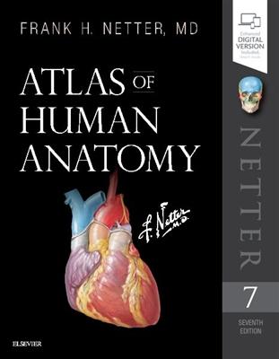 Atlas of Human Anatomy 6th Edition, Netter, Frank Netter, Netter ...