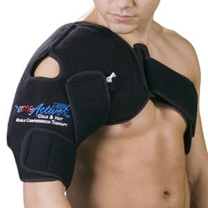 Thermoactive Shoulder By Polygel Shoulder Support Brace