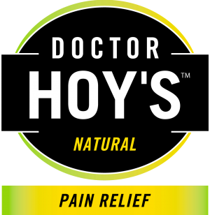 DOCTOR HOY'S Natural Arnica Boost 3oz Tube